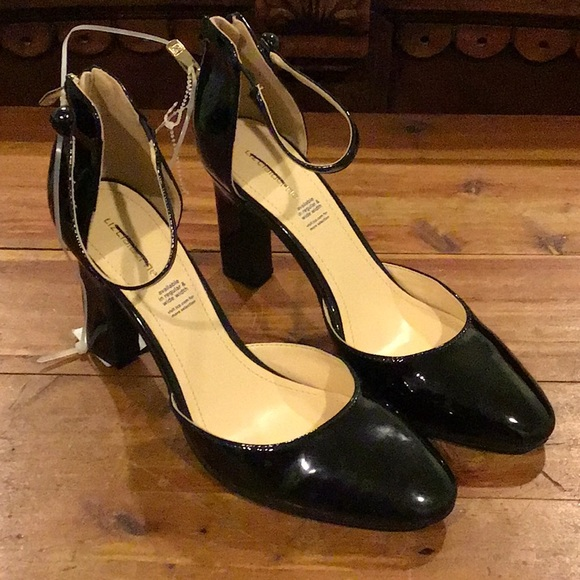 Liz Claiborne Shoes - NWT Liz Claiborne patent leather heels size 9.5